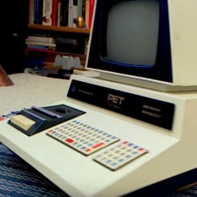 1977 - Commodore PET 2001 computer