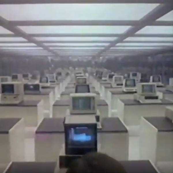 1983 - Apple Lisa Computer - A Better Apple Commercial