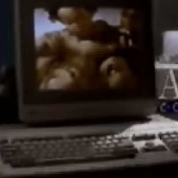 Amiga 500 - TV-Spot by Steven Spielberg #1