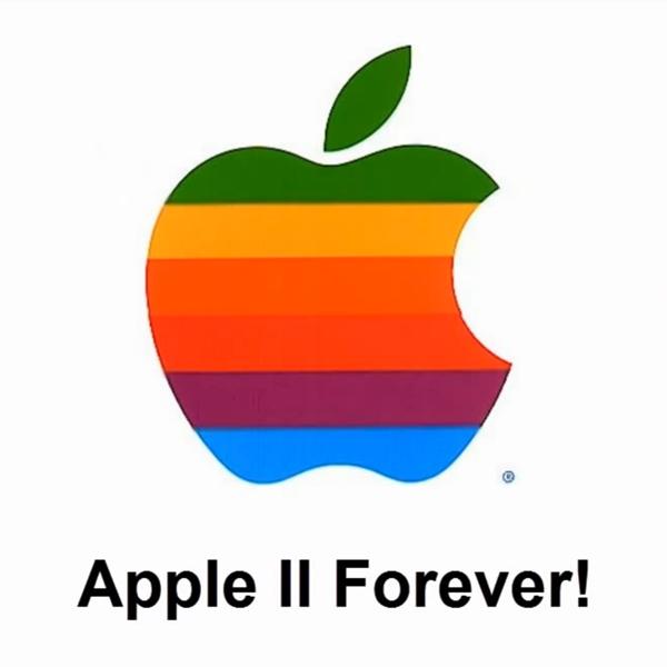 Apple II forever