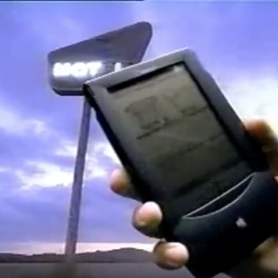 Apple Newton Commercial Collection