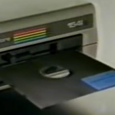 Commodore 64 - Gli Accessori - Pubblicità Italiana (1984)