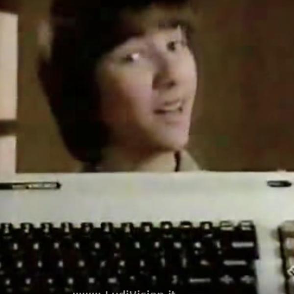 Commodore VIC-20 - Pubblicità Italiana #1 (1984)