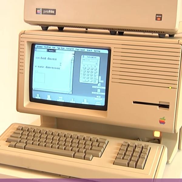 La storia dell'Apple Lisa, prima macchina con mouse e interfaccia a finestre