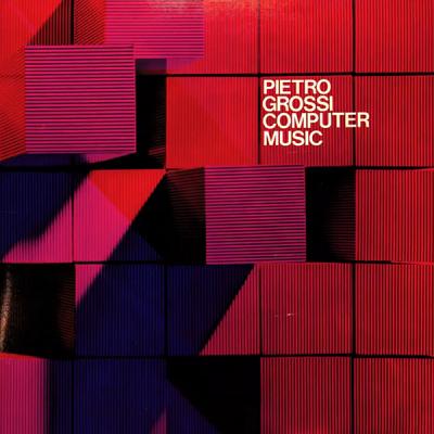 Pietro Grossi Computer Music