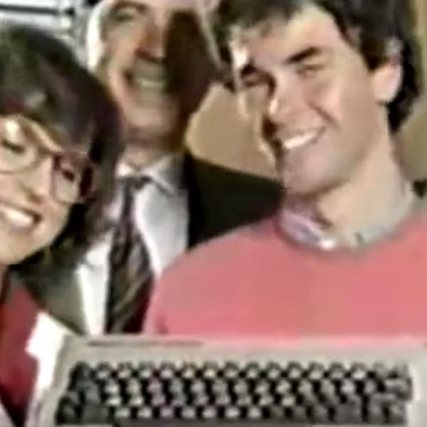 Pubblicità - Commodore 64: Ora che ce l'hai, visto che ci fai