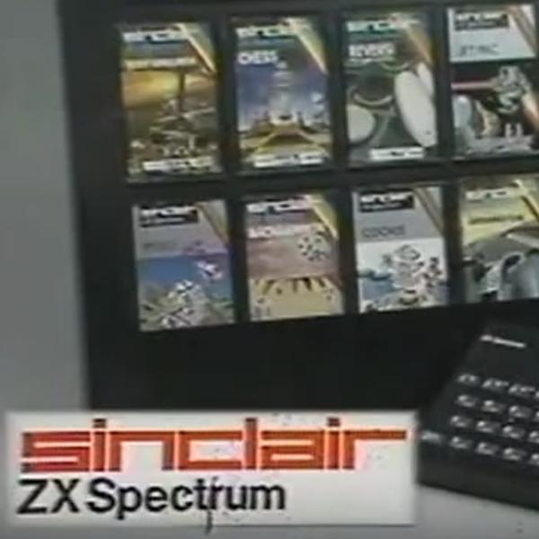 Spot Anni 80 ZX Spectrum Sinclair